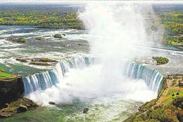 USA - Niagara Falls - Horseshoe Falls - Aerial View - NY - New York