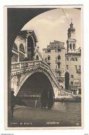 VENEZIA:  PONTE  DI  RIALTO  -  FOTO  -  FP - Bridges