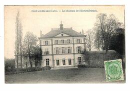 OOSTACKER - Oostakker - Het Kasteel Van Slootendriesch - 1909 - Gent