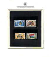 (special) The Commonwealth Collection - Mint Stamps / Timbres Neuf (size 24 X 26cm) Gambia - History
