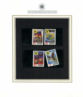 (special) The Commonwealth Collection - Mint Stamps / Timbres Neuf (size 24 X 26cm) Ghana - History