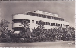 MAROC - CASABLANCA - HOTEL D'ANFA - CACHET MILITAIRE - BATAILLON DE TIRAILLEURS MAROCAINS - Casablanca