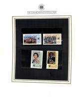 (special) The Commonwealth Collection - Mint Stamps / Timbres Neuf (size 24 X 26cm) Lesotho - History