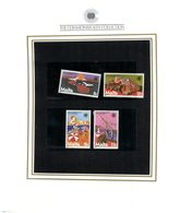 (special) The Commonwealth Collection - Mint Stamps / Timbres Neuf (size 24 X 26cm) Malta - History