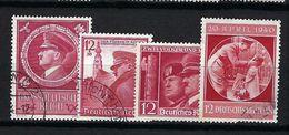 ALLEMAGNE 1939-1942: Lot D' Obl. - Germany