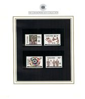 (special) The Commonwealth Collection - Mint Stamps / Timbres Neuf (size 24 X 26cm) Tanzania - History