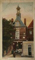 Tiel (Gld.) Waterpoort (geanimeerd) 1918 - Tiel