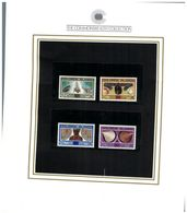 (special) The Commonwealth Collection - Mint Stamps / Timbres Neuf (size 24 X 26cm) Solomon Islands - History