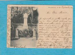 Meursault, 1901. - Monument Des Combattants. - Meursault