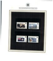 (special) The Commonwealth Collection - Mint Stamps / Timbres Neuf (size 24 X 26cm) Hong Kong - History