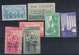 SYRIE -UAR  Timbres Neufs **  Vers 1960  ( Ref 1786) - Syrie