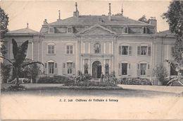 ¤¤  -  Chateau De VOLTAIRE à FERNEY -   Carte Décollée   -   ¤¤ - Ferney-Voltaire