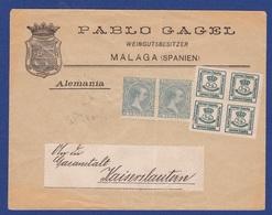 Beleg (aa1835) - 1889-1931 Royaume: Alphonse XIII