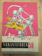 Brussel Expo 1958 Heysel Nonkel Fons Niet Gebruikt Met Deelname Formulier Rare - Storia