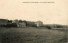 St Etienne De Montluc * Vue Générale ( Façade Nord ) * Communauté De La Haie Mahéas - Saint Etienne De Montluc