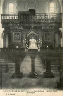 St Etienne De Montluc * Communauté De La Haie Mahéas * L'enfant Jésus De Prague - Saint Etienne De Montluc