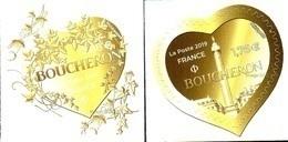 France Autoadhésif N° 1669 à 1670 ** Saint Valentin, Coeurs De Boucheron - Adhesive Stamps
