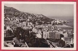 AE375  ALGERIE ALGER  VUE  VERS NOTRE DAME D'AFRIQUE  - - Algiers