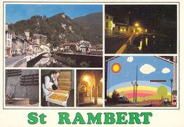 01 - Saint Rambert En Bugey - Multivues - Altri Comuni