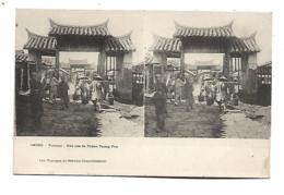 CHINE YUNNAN  UNE RUE  DE TCHAO TOUNG FOU - China