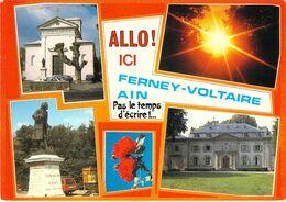 01 - Ferney Voltaire - Multivues - Ferney-Voltaire