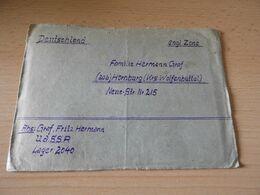 Kriegsgefanngenbrief Von Rußland Nach Deutschland Engl.Zone. 22.6.1949 - Sonstige