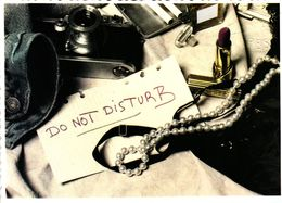 CPM - MESSAGE EXPRESS - DO NOT DISTURB - Humour