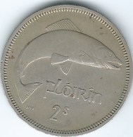 Ireland / Eire - 1961 - 2 Shillings / Florin - KM7 - Irland