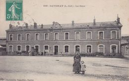 44-SAVENAY LA GARE - Savenay