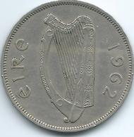 Ireland / Eire - 1962 - ½ Crown - KM16a - Irland
