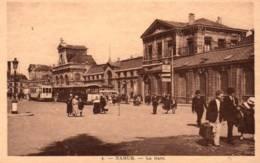 CPA - NAMUR - La GARE ... (Tramways) - Edition Belge - Namen