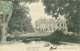 Noisy-le-Roi 1903; Le Château - Voyagé. (Bourdier - Versailles) - St. Nom La Breteche