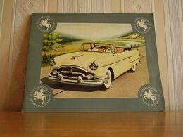 Album Chromos Images Vignettes Chocolat Jacques  *** Autos 54  *** - Albums & Catalogues