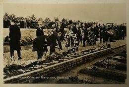 Margraten // Fotokaart Herdenking // U. S. Military Cemetery 19?? - Margraten