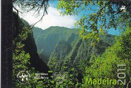 Madeira Carnet - Madeira