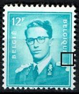 1371 P3  **  2 Points Verts Entre E Et épaulette - 1953-1972 Glasses