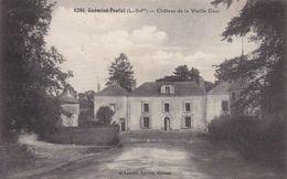 44-GUEMENE PENFAO CHATEAU DE LA VIEILLE COUR - Guémené-Penfao