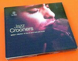 CD (2)   Jazz Crooners  Jazz To Nu Jazz   (2007) Wagram 3129632 - Jazz