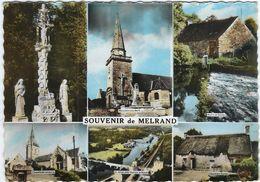56 Melrand Souvenir    Vues Multiples - Frankreich