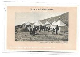 CAMPEMENT DE PELERINS EN PALESTINE - Palästina