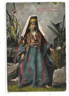 JEUNE FEMME DE BETHLEHEM - Palästina