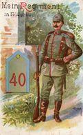 Mein Regiment In Feldgrau 40  -  RASTATT - Régiments