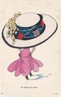CPA ILLUSTRATEUR LA MODE DE 1909 ( SALT LAKE ) - Other Illustrators