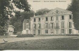 009211  Groslay - Ancienne Demeure Des Beauharnais  1908 - Groslay