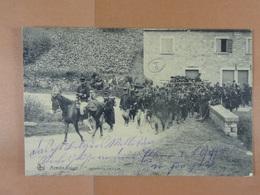 Armée Belge Infanterie De Ligne - Régiments