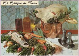 Recette N° 163 D'Émilie Bernard - Langue De Veau (Cliché Appolot - Grasse) - Ricette Di Cucina