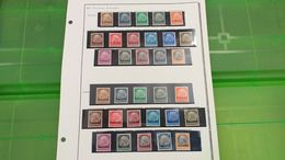LOT N° E 495 FRANCE Serie Alsace Lorraine N° 8 A 39 Neufs Xx Cote 173 € - Stamps