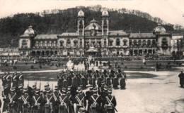 CPA - SAN SEBASTIAN - GRAN CASINO … (revue Militaire) - Edition Mayor Hermanos - Guipúzcoa (San Sebastián)