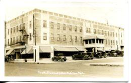 N°2587 R -carte Photo The Northwood Hôtel -Cadillac- Michigan- - Etats-Unis