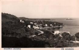 CPA - MALLORCA - ALCUDIA - ALCANADA (vue De La Playa) ... - Edition ? - Mallorca